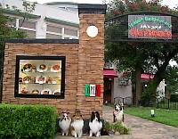 ペットを愛するイタリアンレストラン