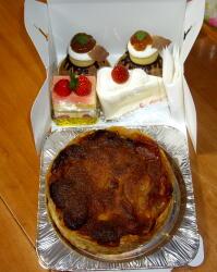 ケーキだ〜